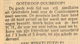 Alkmaarsche Courant 1 maart 1934