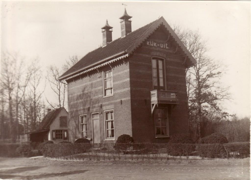 Kijk Uit in 1934