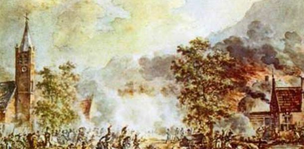 Slag bij Castricum 1799